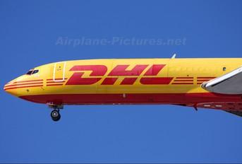 VH-DHE - DHL Cargo Boeing 727-200F (Adv)
