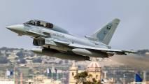 303 - Saudi Arabia - Air Force Eurofighter Typhoon T aircraft