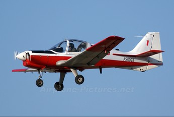 AS0023 - Malta - Armed Forces Scottish Aviation Bulldog
