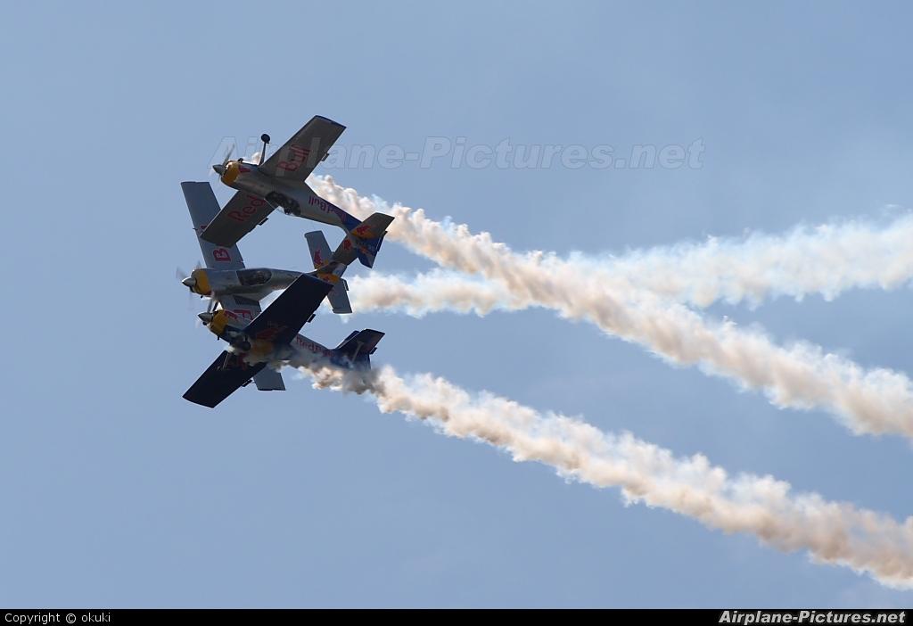 The Flying Bulls : Aerobatics Team OK-XRA aircraft at Góraszka