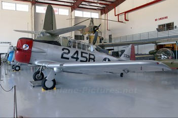 N3931Y - Private North American Harvard/Texan (AT-6, 16, SNJ series)