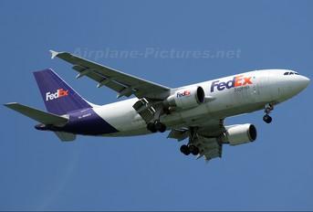 N804FD - FedEx Federal Express Airbus A310F