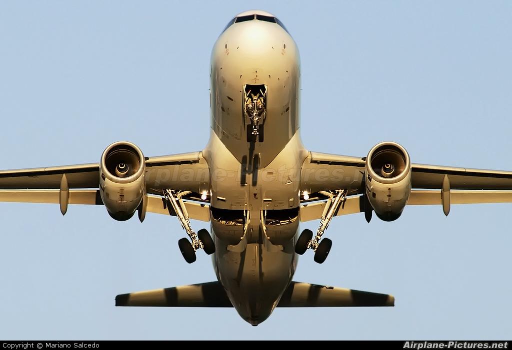 LAN Argentina LV-BRA aircraft at Buenos Aires - Jorge Newbery
