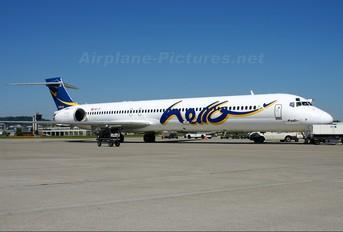 HB-JIF - Hello McDonnell Douglas MD-90