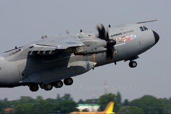 F-WWMT - Airbus Military Airbus A400M