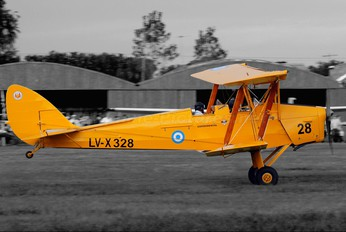 LV-X328 - Private de Havilland DH. 82 Tiger Moth