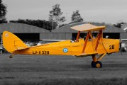 LV-X328 - Private de Havilland DH. 82 Tiger Moth aircraft