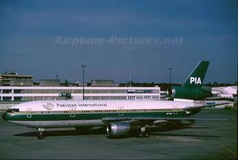AP-AXD - PIA - Pakistan International Airlines McDonnell Douglas DC-10