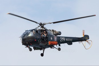 219 - France - Navy Sud Aviation SA-316 Alouette III