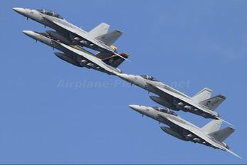166667 - USA - Navy McDonnell Douglas F/A-18F Super Hornet