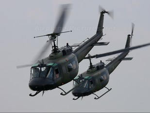 70+70 - Germany - Army Bell UH-1D Iroquois
