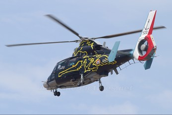 522 - France - Navy Aerospatiale AS365 Dauphin II
