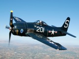 N7825C - American Airpower Heritage Museum (CAF) Grumman F8F Bearcat aircraft
