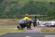 G-SPAO - UK - Police Services Eurocopter EC135 (all models) aircraft