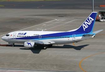 JA305K - ANA/ANK - Air Nippon Boeing 737-500