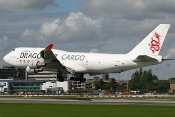 B-KAG - Dragonair Cargo Boeing 747-400BCF, SF, BDSF