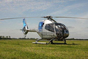 OY-HHS - Bel Air Aviation Eurocopter EC120B Colibri