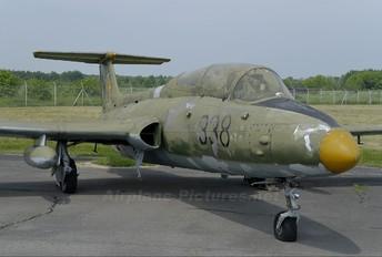 338 - Germany - Democratic Republic Air Force Aero L-29 Delfín