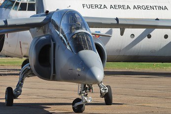 E-822 - Argentina - Air Force FMA IA-63 Pampa