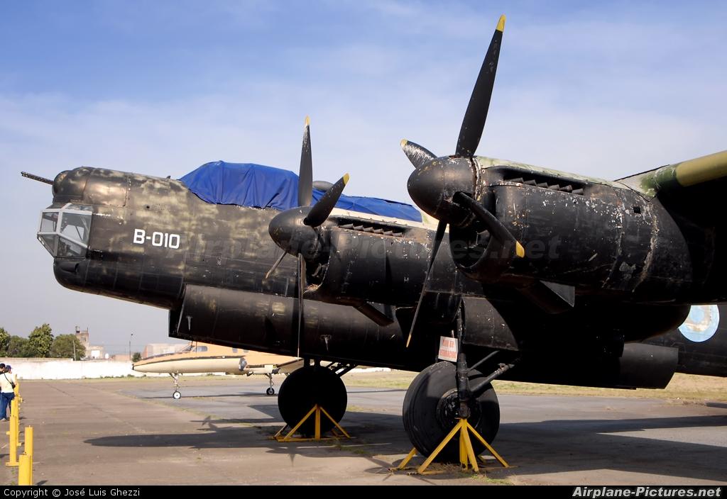 Argentina - Air Force B-010 aircraft at Morón