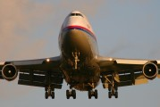 9M-MPI - Malaysia Airlines Boeing 747-400 aircraft