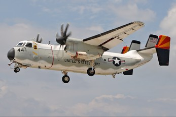 162143 - USA - Navy Grumman C-2 Greyhound