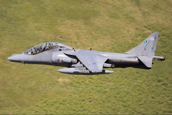 ZH661 - Royal Air Force British Aerospace Harrier T.12