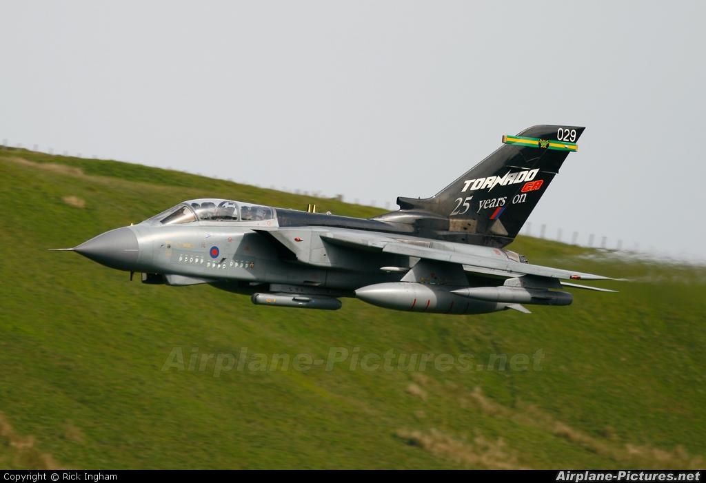 Royal Air Force ZA469 aircraft at Off Airport - Wales