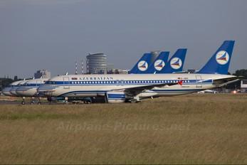 D-ABDI - Azerbaijan Airlines Airbus A320