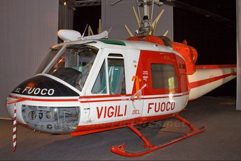 MM80369 - Italy - Vigili del Fuoco Bell 204B