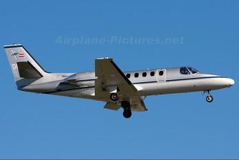 OE-FBS - Private Cessna 551 Citation II SP