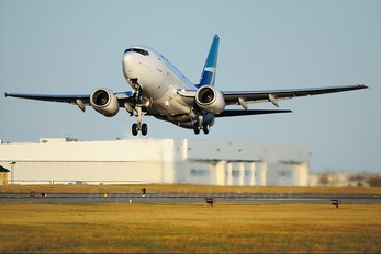 C-GWSB - WestJet Airlines Boeing 737-600