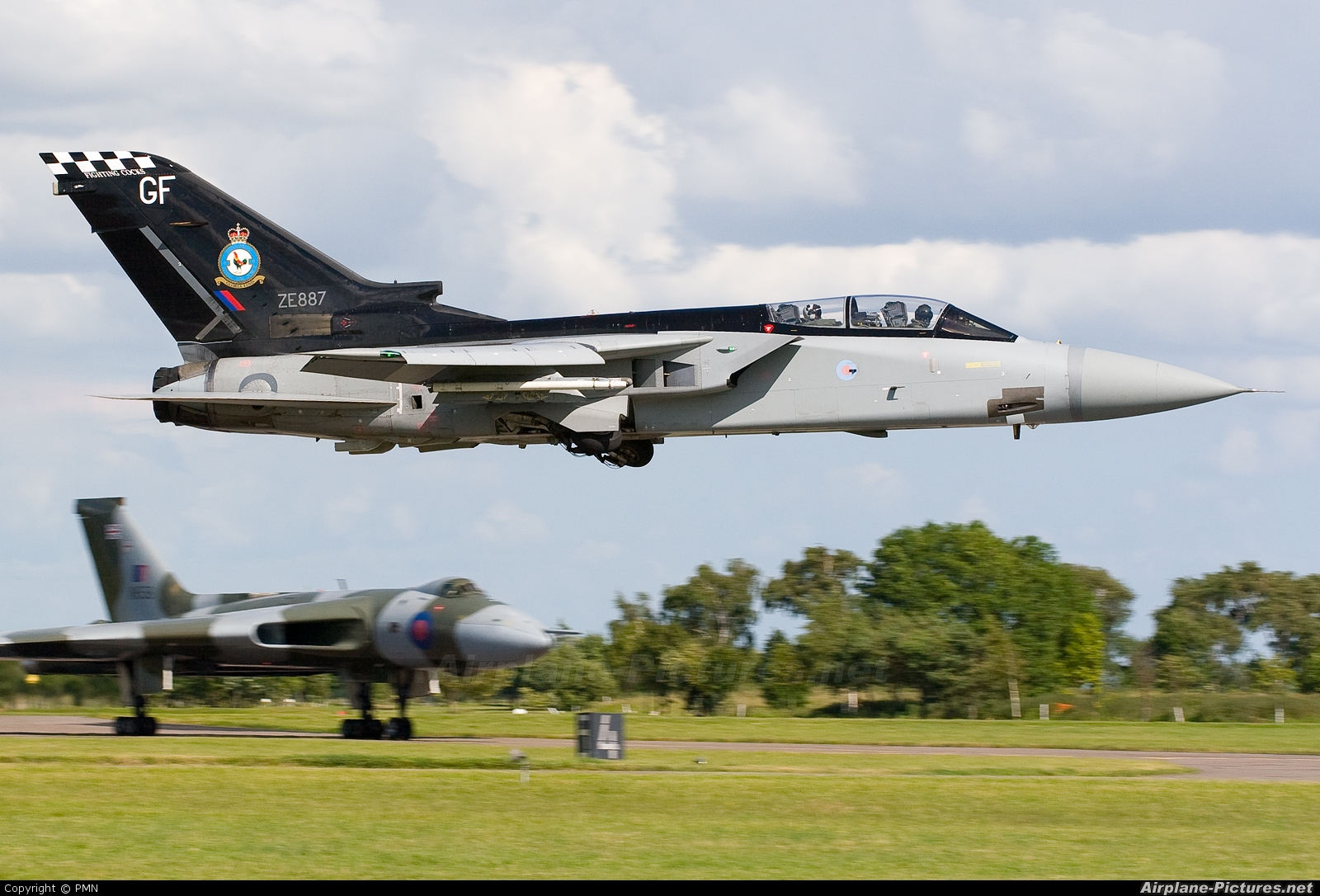 Royal Air Force - aircraft at Waddington