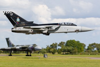- - Royal Air Force Panavia Tornado F.3