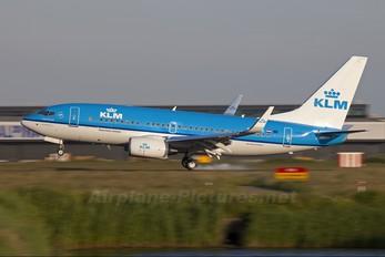 PH-BGK - KLM Boeing 737-700