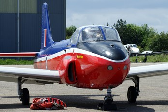 G-BKOU - Private BAC Jet Provost T.3 / 3A