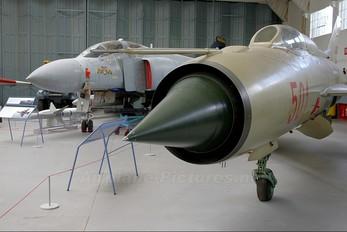 501 - Hungary - Air Force Mikoyan-Gurevich MiG-21PF