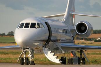 N232QS - Private Dassault Falcon 2000 DX, EX