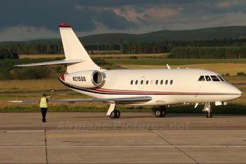 N215QS - Netjets (USA) Dassault Falcon 2000 DX, EX
