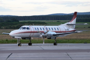G-CEGE - Blue City Aviation Swearingen SA226 Metro II