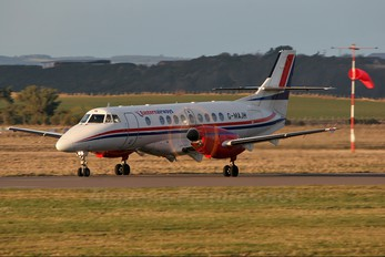 G-MAJH - Eastern Airways Scottish Aviation Jetstream 41