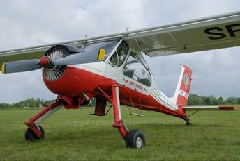 SP-AGE - Private PZL 104 Wilga 35A