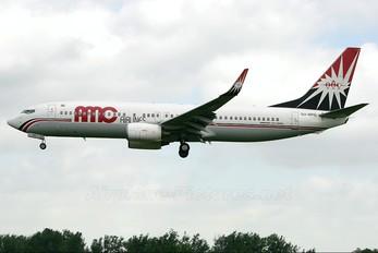 SU-BPG - AMC Airlines Boeing 737-800