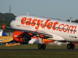 G-EZBH - easyJet Airbus A319 aircraft
