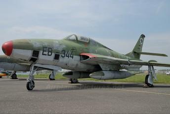 EB-344 - Germany - Air Force Republic RF-84F Thunderflash