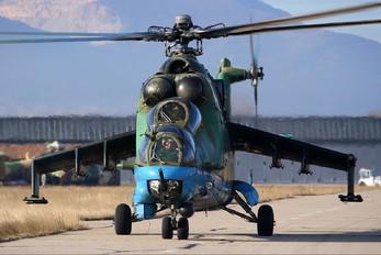 140 - Bulgaria - Air Force Mil Mi-24V