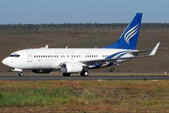A6-RJZ - Royal Jet Boeing 737-700 BBJ