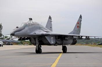 12 - Bulgaria - Air Force Mikoyan-Gurevich MiG-29UB