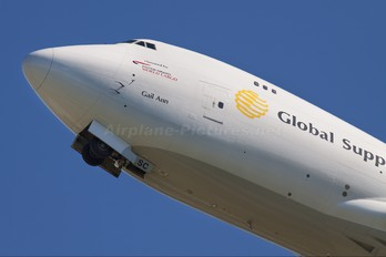G-GSSC - Global Supply Systems Boeing 747-400F, ERF
