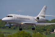 OY-CKI - Air Alsie Dassault Falcon 2000 DX, EX aircraft